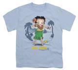 Youth: Betty Boop-Hula Honey T-shirts