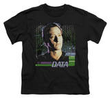 Youth: Star Trek-Data T-Shirt