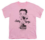 Youth: Betty Boop-Inkwell T-Shirt