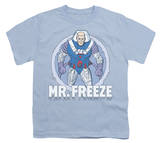 Youth: DC-Mr Freeze T-Shirt