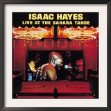 Isaac Hayes - Live at the Sahara Tahoe Prints