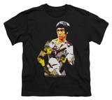 Youth: Bruce Lee-Body Of Action T-shirts