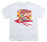 Youth: Speed Racer-Go Speed Go T-shirts