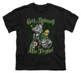 Youth: Popeye-Get Spinach T-shirts