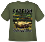 Youth: Catfish T-shirts