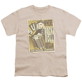 Youth: Sun Records-Rock N Roll Began Poster T-Shirt
