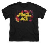 Youth: Space Ace-Logo T-Shirt