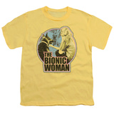 Youth: Bionic Women-Jamie &amp; Max T-shirts