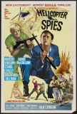 Helicopter Spies Prints
