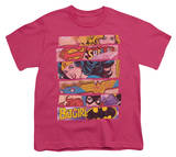 Youth: DC-Three Of A Kind T-Shirt