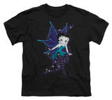 Youth: Betty Boop-Sparkle Fairy T-Shirt