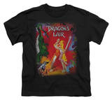 Youth: Dragon's Lair-Poster T-shirts