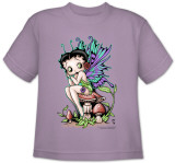 Youth: Betty Boop-Fairy T-shirts