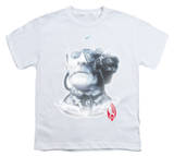 Youth: Star Trek-Borg Head Shirt