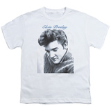 Youth: Elvis-Script Sweater T-Shirt