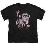 Youth: Elvis-70'S Star T-Shirt