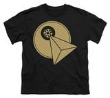 Youth: Star Trek-Vulcan Logo T-Shirt