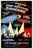 Earth vs. the Flying Saucers Posters