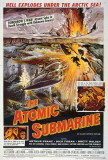Atomic Submarine Print