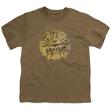 Youth: Sun Records-Logo Music T-Shirt