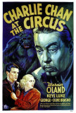 Charlie Chan at the Circus Plakater