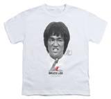 Youth: Bruce Lee-Self Help T-shirts