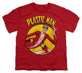 Youth: DC-Plastic Man T-shirts