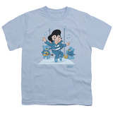 Youth: Elvis-Still The King T-shirts