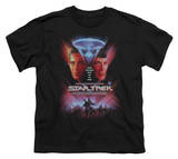 Youth: Star Trek-The Final Frontier T-shirts