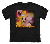 Youth: Dragon's Lair-Princess Daphne T-shirts