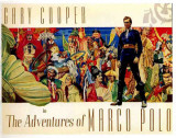 The Adventures of Marco Polo -  Style Poster