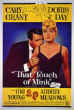 That Touch of Mink Posters