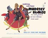 Modesty Blaise Masterprint