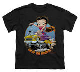 Youth: Betty Boop-Keep On Boopin T-Shirt