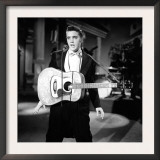Steve Allen Show, 1956-61, One of Elvis Presley's First TV Appearances, 1956 Posters