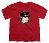 Youth: NCIS-Abby Heart Shirts