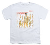 Youth: Elvis-50 Million Fans T-Shirt