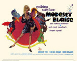 Modesty Blaise -  Style Poster