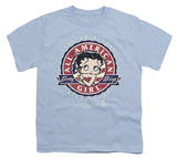 Youth: Betty Boop-All American Girl T-shirts