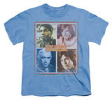 Youth: Battle Star Gallactica-Characters Shirt