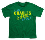 Youth: Charles in Charge-In Charge Of Me T-Shirt