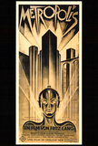 Metropolis Plakaty