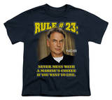 Youth: NCIS-Rule 23 T-Shirt