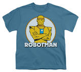 Youth: DC-Robotman T-shirts