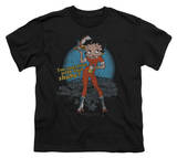 Youth: Betty Boop-Fries With That T-Shirt