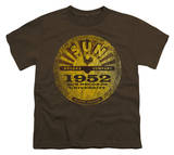 Youth: Sun Records-Sun University Distressed T-Shirt