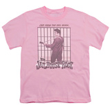 Youth: Elvis-Cell Block Rock T-shirts
