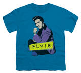 Youth: Elvis-Sitting T-Shirt