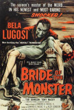 Bride of the Monster Prints