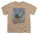 Youth: Space Ace-Borf T-shirts